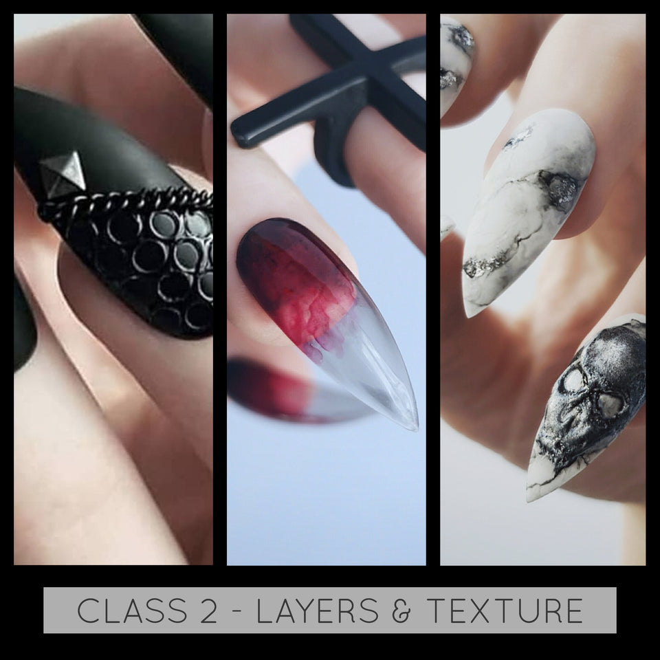 Class 2 - Layers and Texture