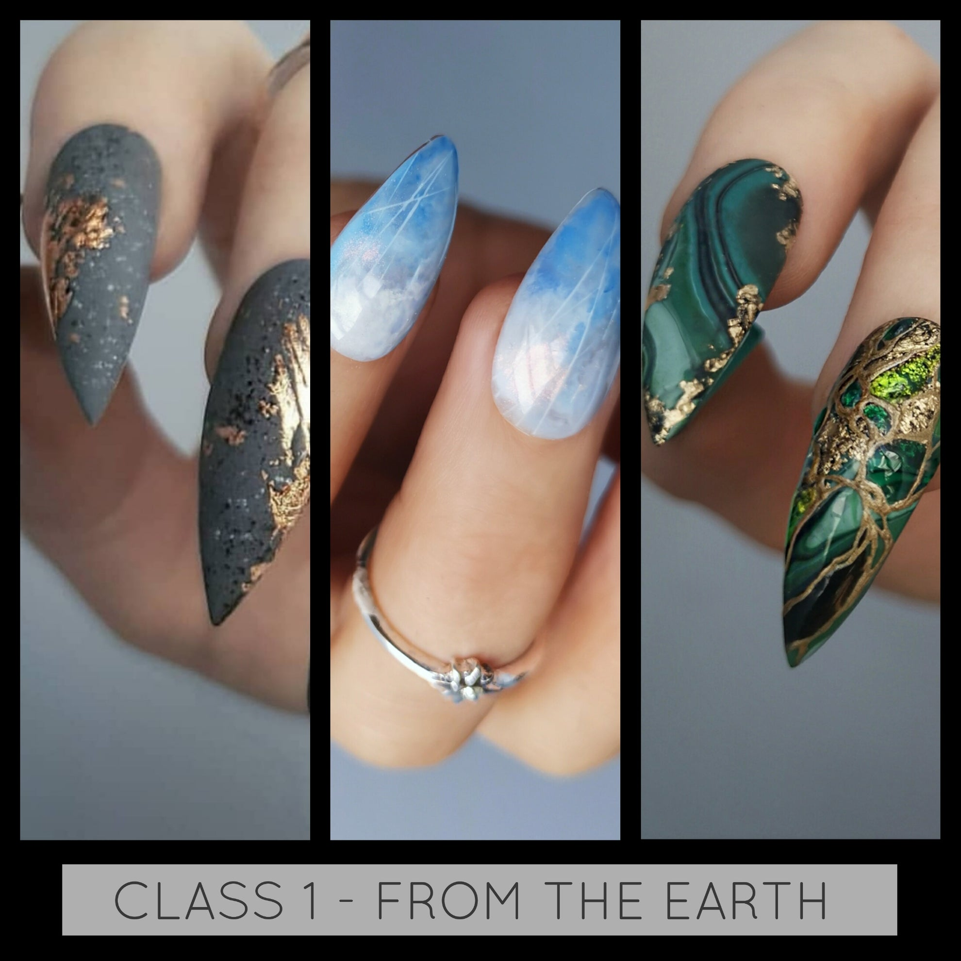 Class 1 - From The Earth