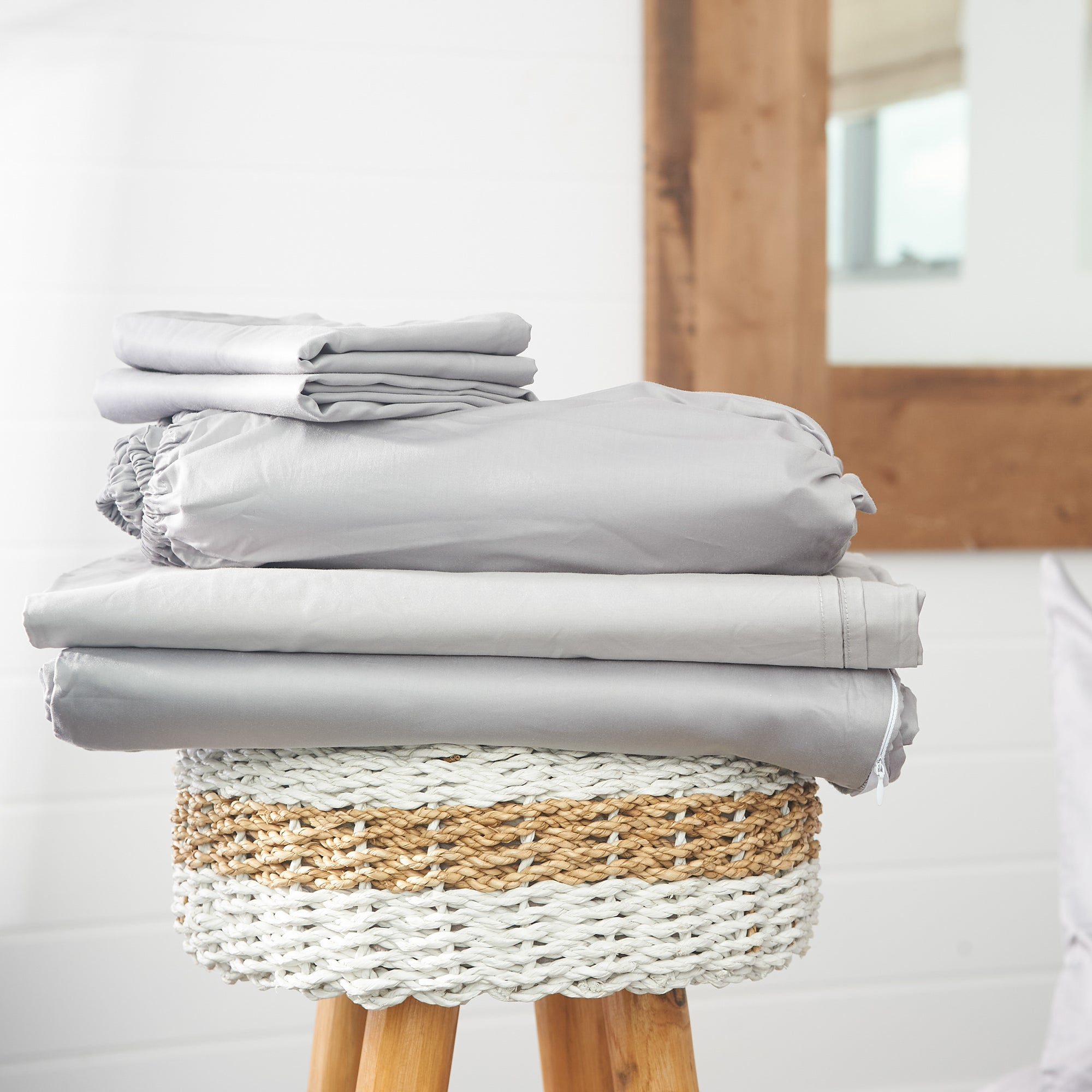 Grey Classic Sheet Set