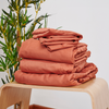 Bamboo Terracotta Classic Sheet Set (6583661887576)