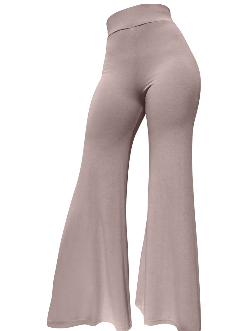 The Staple Wide Leg Pants - Dusty Rose - Staple & Hue - ladies wide leg pants - women's wide leg pants - Australian Designer - Premium Fabrics - Celebrity Fashion - Luxe - Basics - Kylie Jenner - Khloe Kardashian - ladies clothing australia - ladies clothing online australia - Bella Hadid - Australian Fashion Brand - shop the look - staple and hue