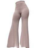 The Staple Wide Leg Pants - Dusty Rose - Staple & Hue