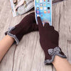 Fly Chic Winter Cashmere Gloves
