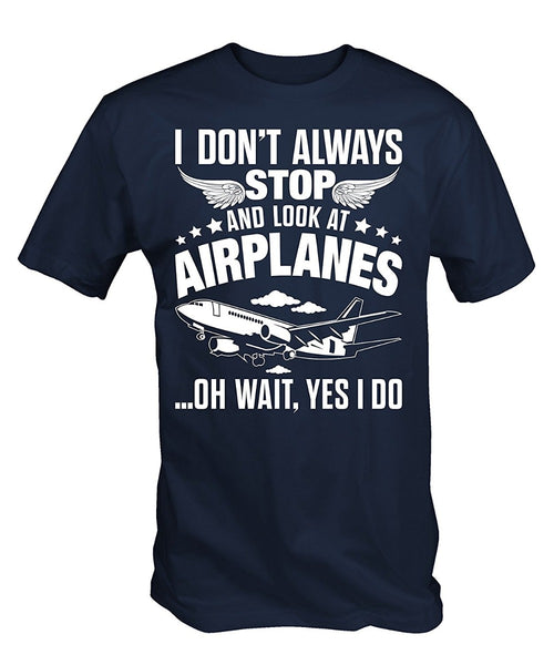 Fly Yadley Airplanes T-shirt