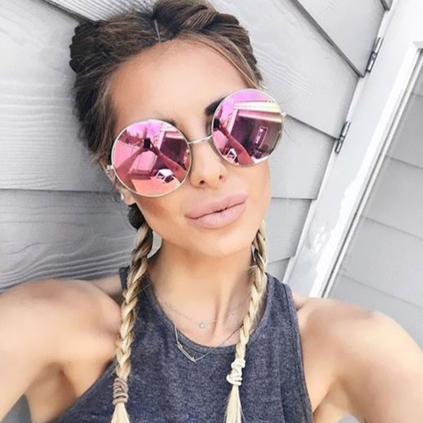 Fly Chic Mirror Sunglasses