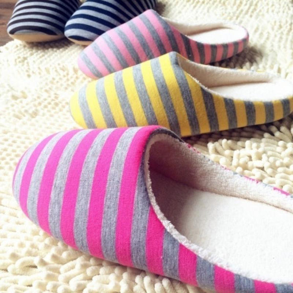 Fly Girl Candy Color Slippers