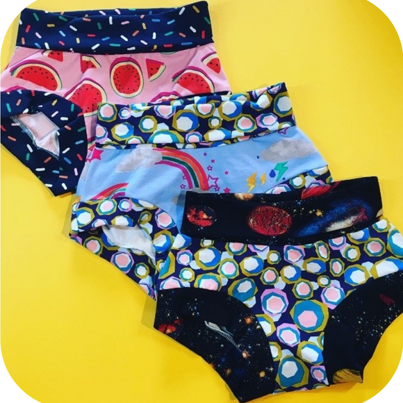 Kids Mystery Pants 3-pack