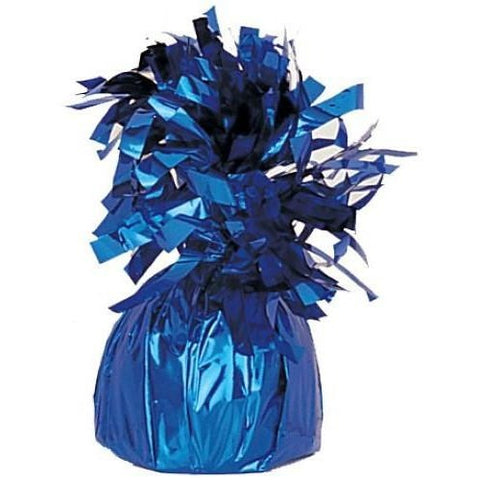 Balloon Weight Foil Royal Blue #104943 - Pack of 6