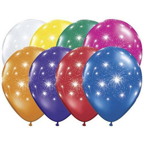 28cm Round Jewel Assorted Fireworks-A-Round #37204 - Pack of 50 SPECIAL ORDER ITEM