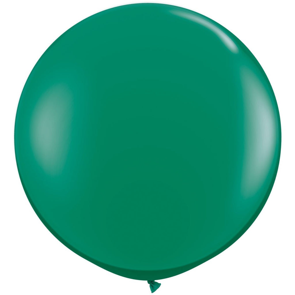and products pack jewel latex dots balloon emerald polka peonies green