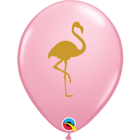 28cm Round Pink Flamingo #57434 - Pack of 50