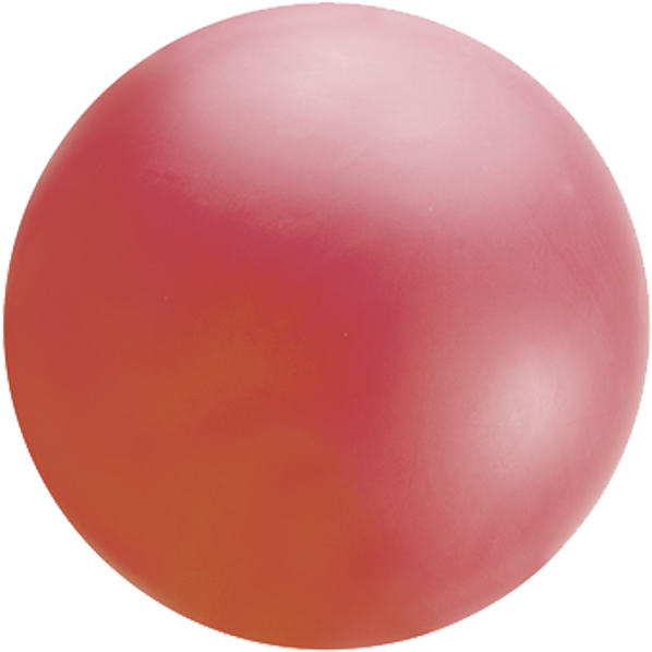Cloudbuster 4' Red Cloudbuster Balloon #91212 - Each