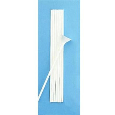 Qualatex 30cm Micro Balloon Stick White #48786 - Pack Of 100