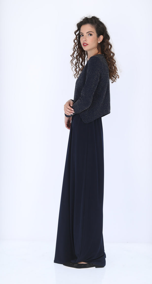 Shine Maxi Nursing Dress