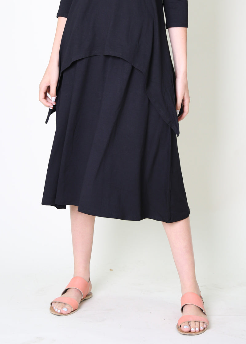 A-line Skirt / Solid Colors