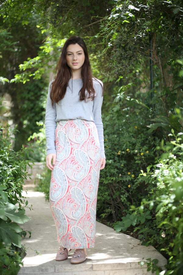 Maxi Skirt/ Candy Land
