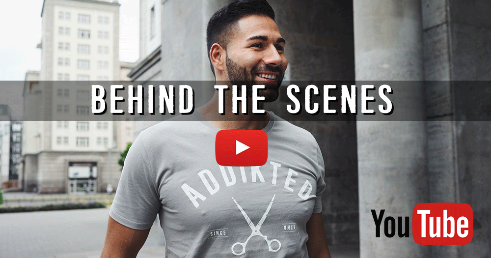 Addikted Apparel - Behind the Scenes