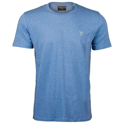 "Addikted Apparel:Clean ""Basic"" Shirt - blau"