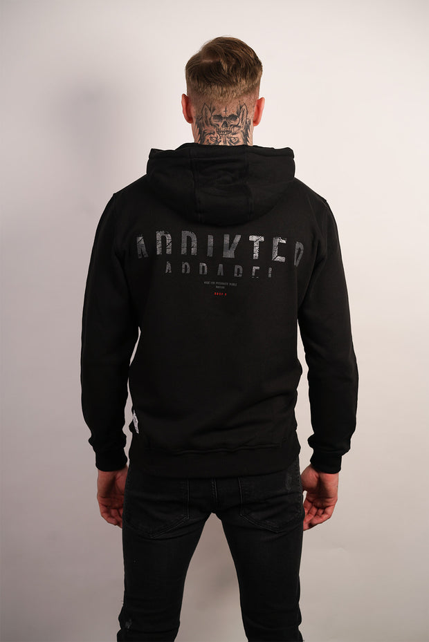 """Everything"" Zip-Hoody"