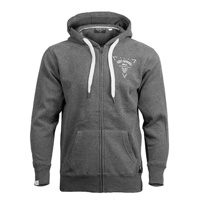 "Addikted Apparel:""Attitude"" Zip-Hoody"