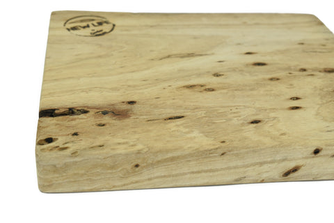 Blackwood Serving Block, Cutting Board or Pot Stand - Handmade in South Africa.
