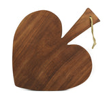 Spade-shaped Wooden Serving Board - Craft eMarket
