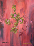 Wind Flower - Oil Painting - Craft eMarket