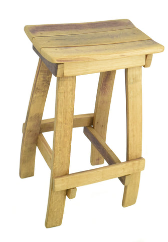 Barrel Bar Stool - CraftEMarket Pty Ltd