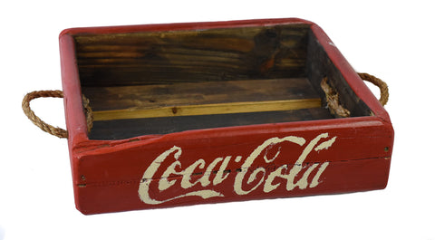 Classic Coca Cola Crates - CraftEMarket Pty Ltd