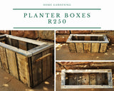 Garden Plant Box - CraftEMarket Pty Ltd