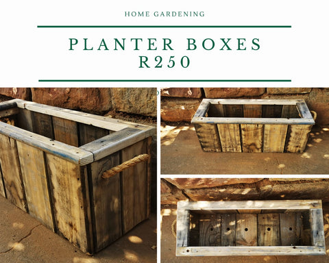 Garden Plant Box - Craft eMarket