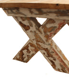 Rustic Wooden Coffee Table - Craft eMarket
