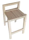 Bar Chair with back rest - Craft eMarket
