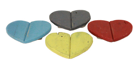 Heart Shaped Pot Stand Small - Craft eMarket