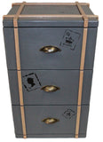 3 Drawer Travel Pedestal - CraftEMarket Pty Ltd