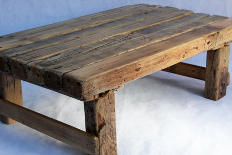 Wooden Coffee Table - Craft eMarket
