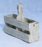 Condiment, Olive Oil or Vinegar Holder - Handmade with Recycled Wood - CraftEMarket Pty Ltd