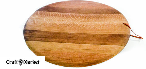 Lazy Susan, Solid Oak - Craft eMarket