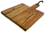 Square Pizza Paddle Handcrafted From Solid Oak - CraftEMarket Pty Ltd