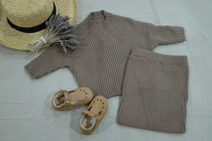 Two Piece Knitted Set