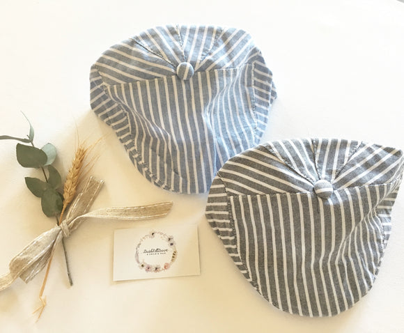 'Carson' Boys Striped Berets