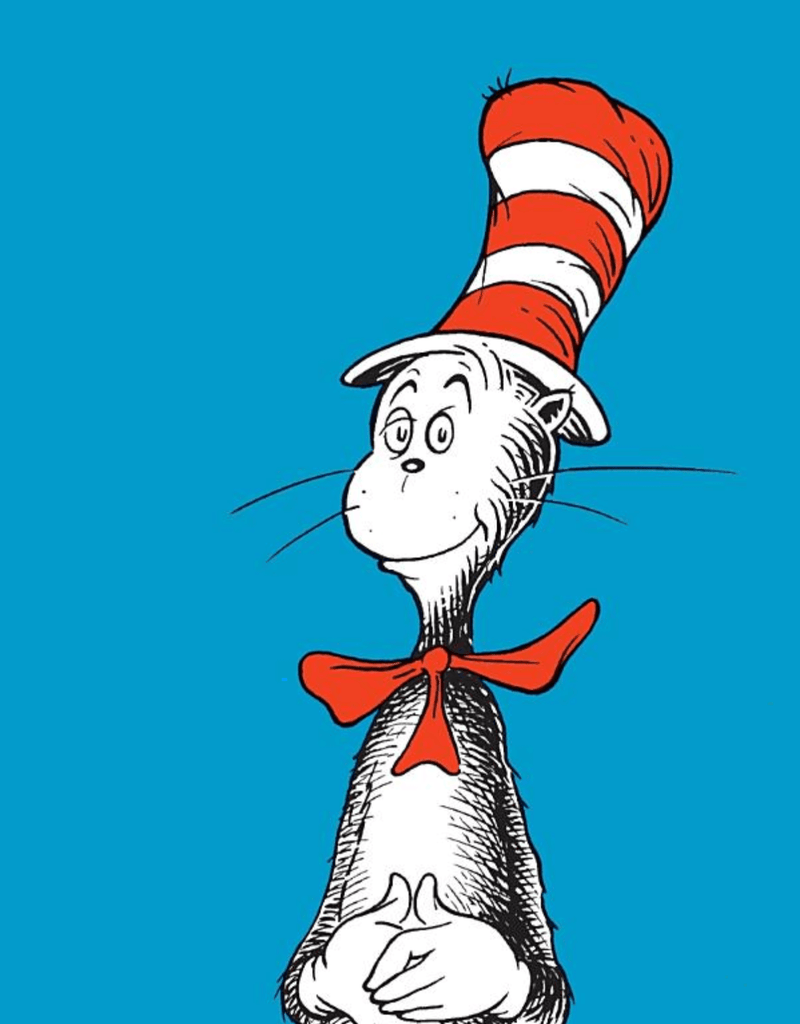 The Cat in the Hat (Hardback) (Dr. Seuss)-BuyBookBook