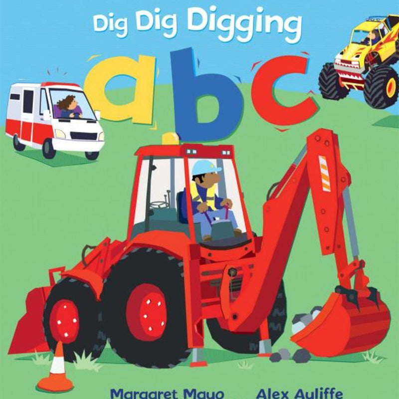 Dig Dig Digging (Board book)-BuyBookBook