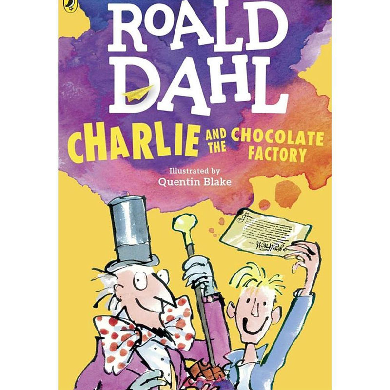 Charlie and the Chocolate Factory (Full Color) (Roald Dahl)-BuyBookBook