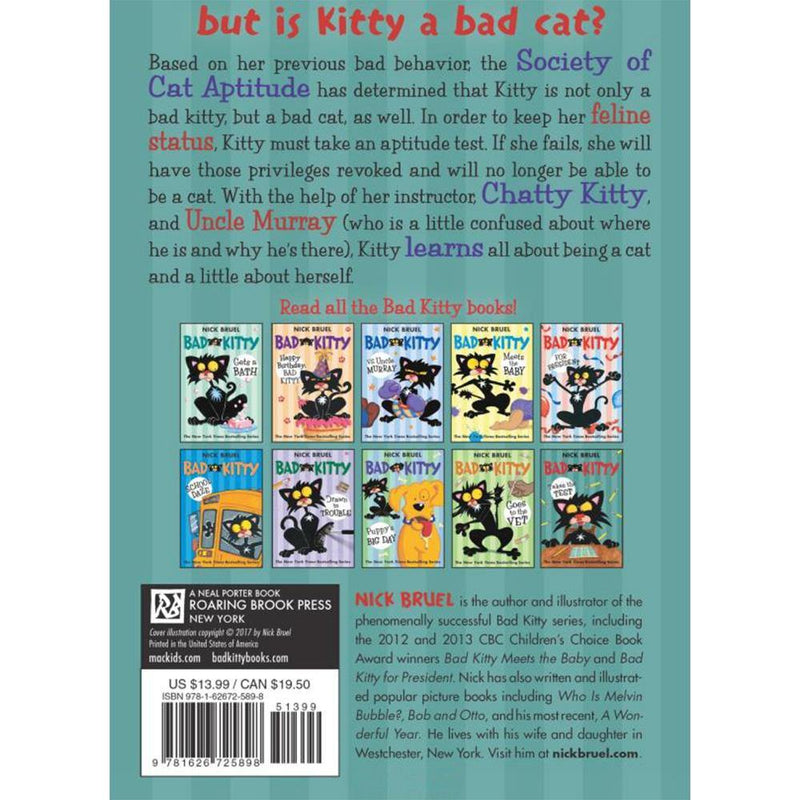 Bad Kitty Takes the Test-BuyBookBook