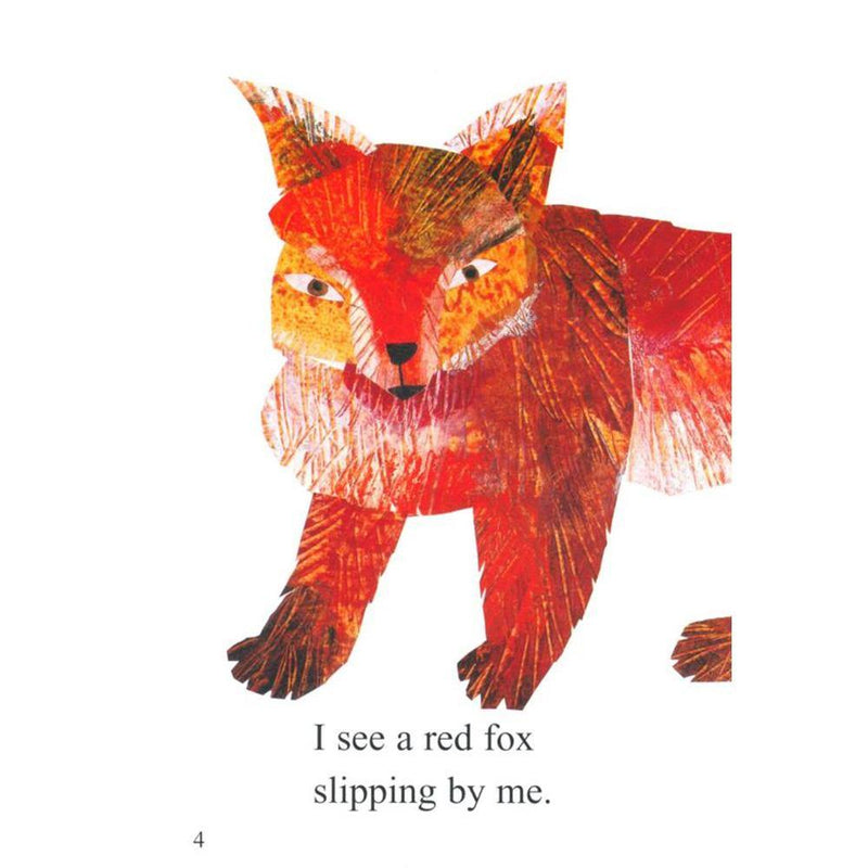 Baby Bear, Baby Bear, What Do You See? (Eric Carle)-BuyBookBook