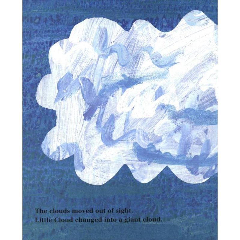 Little Cloud (Board Book) (Eric Carle)-BuyBookBook