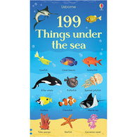Usborne 199 Things Under The Sea-BuyBookBook