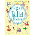 1000 Ballet Stickers-BuyBookBook
