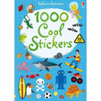 1000 Cool Stickers-BuyBookBook